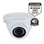 NGTCAMHDA10WDMA - Add-On HD Wired Audio-Enabled Security Dome Camera, 1080p Resolution