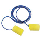 MMM3111101 - E·A·R Classic Earplugs, Corded, PVC Foam, Yellow, 200 Pairs