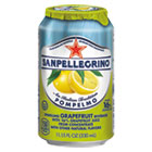 NLE33351 - Sparkling Fruit Beverages, Pompelmo (Grapefruit), 11.15 oz Can, 12/Carton