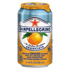 NLE43345 - Sparkling Fruit Beverages, Aranciata (Orange), 11.15 oz Can, 12/Carton