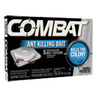 DIA45901 - Combat Ant Killing System, Child-Resistant, Kills Queen & Colony, 6/Box