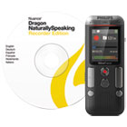 PSPDVT2710 - Voice Tracer 2710 Digital Recorder with Speech Recognition Software, 8 GB