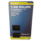 MNK925403 - 925403 Replacement Ink Rollers, Black, 2/Pack
