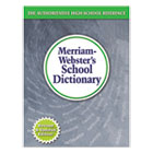 MER6800 - School Dictionary, Grades 9-11, Hardcover, 1,280 Pages