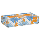KCC21400BX - White Facial Tissue, 2-Ply, Pop-Up Box, 100/Box