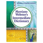 MER6978 - Intermediate Dictionary, Grades 6-8, Hardcover, 1,024 Pages