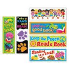 TEPT12906 - Bookmark Combo Packs, Celebrate Reading Variety #1, 2w x 6h, 216/Pack