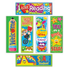 TEPT12907 - Bookmark Combo Packs, Reading Fun Variety Pack #2, 2w x 6h, 216/Pack