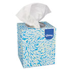 KCC21270BX - Boutique White Facial Tissue, 2-Ply, Pop-Up Box, 95 Tissues/Box
