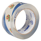 "DUCHP260C - Carton Sealing Tape 1.88"" x 60yds, 3"" Core, Clear"