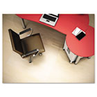EconoMat Hard Floor Chair Mat, 46w x 60l, Clear