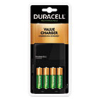 DURCEF14 - ION SPEED 1000 Advanced Charger, Includes 4 AA NiMH Batteries
