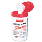 KIMBERLY-CLARK PROFESSIONAL* KIMTECH PREP* Surface Sanitizer Wipes | On Time Supplies