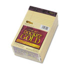 TOPS® Docket® Gold Legal Pads