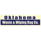 Oklahoma Waste & Wiping Rag Logo