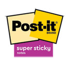Post-it® Notes Super Sticky Logo