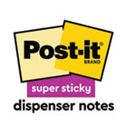 Post-it Pop-up Notes Super Sticky logo