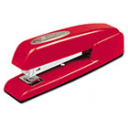 Red Swingline Stapler; see all desktop staplers