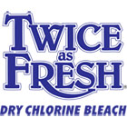 Twice as Fresh® Logo