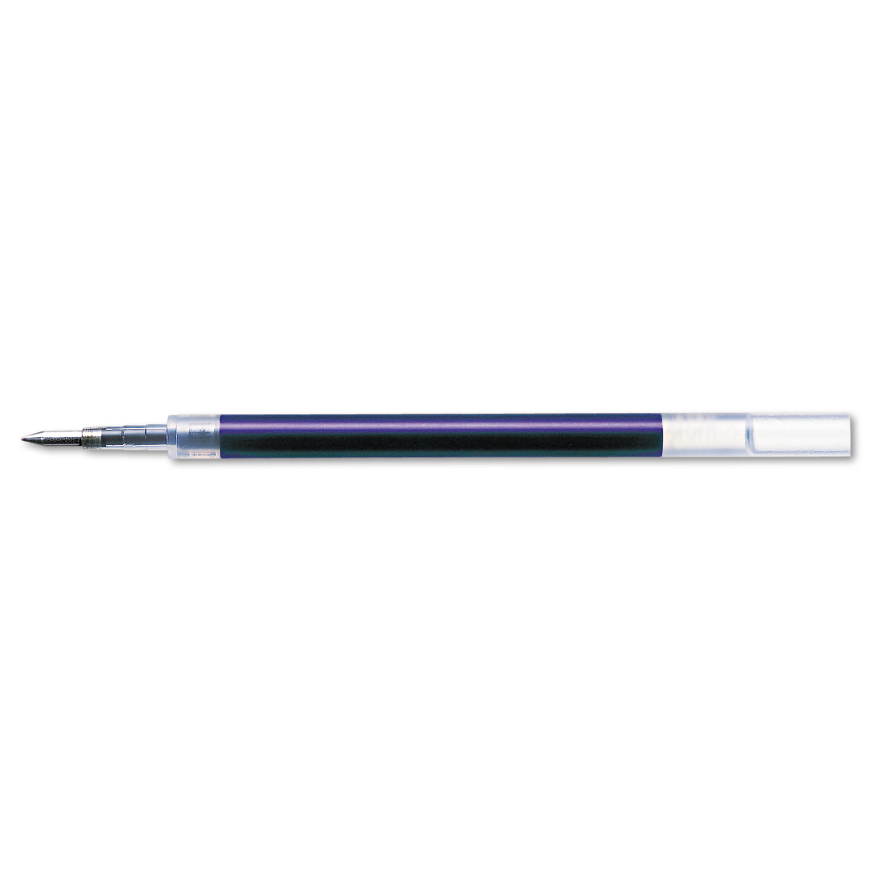 Refill For G-301 Gel Rollerball Pens, Med Point, Blue, 2/Pack