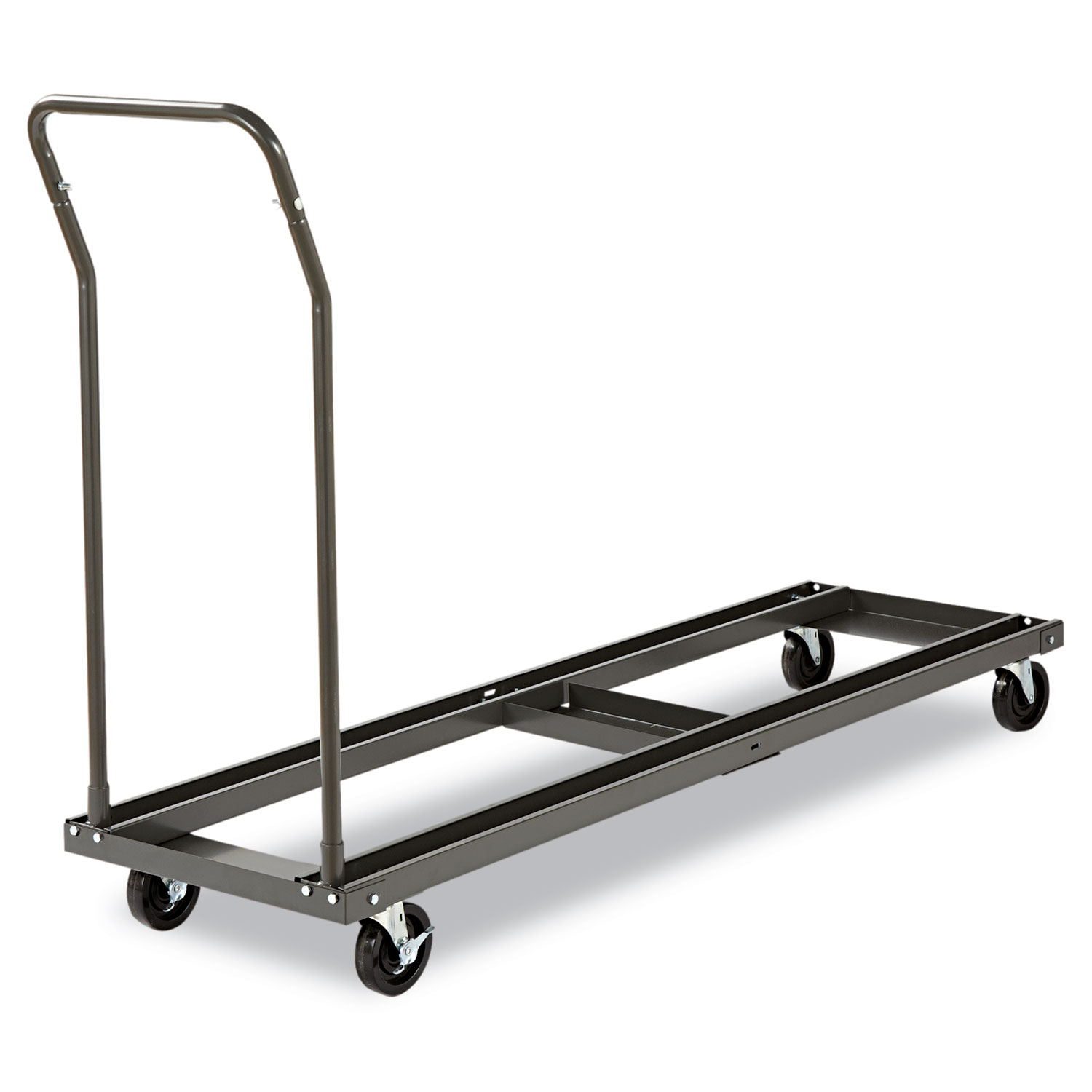 Chair And Table Cart 20 86w X 50 78 To 72 04d Black