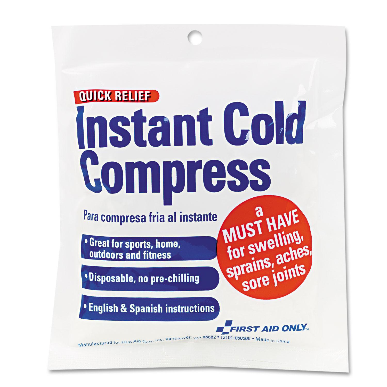 Cold Compress, 4 X 5