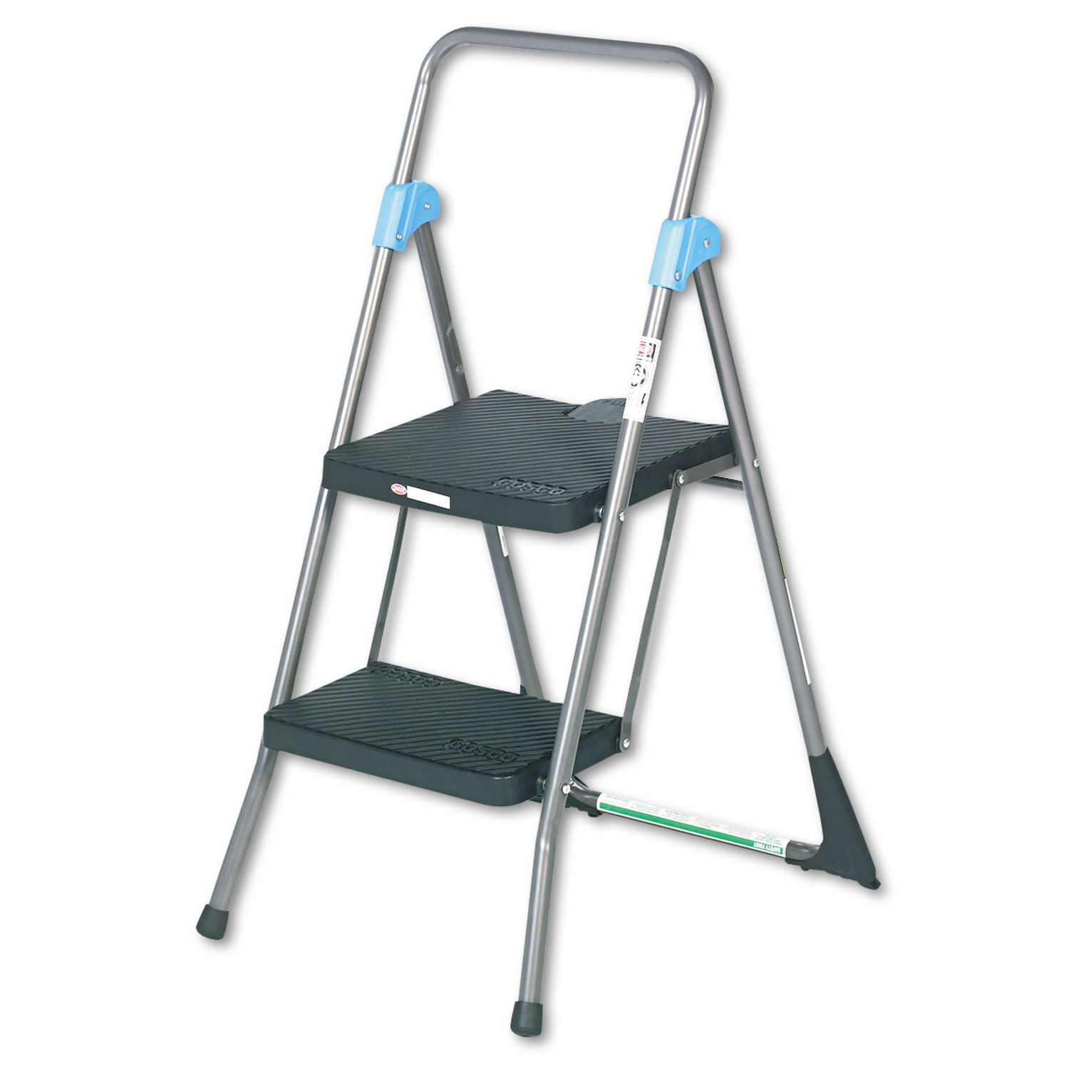 Fine Commercial 2 Step Folding Stool 300 Lb Capacity 20 5W X Pdpeps Interior Chair Design Pdpepsorg