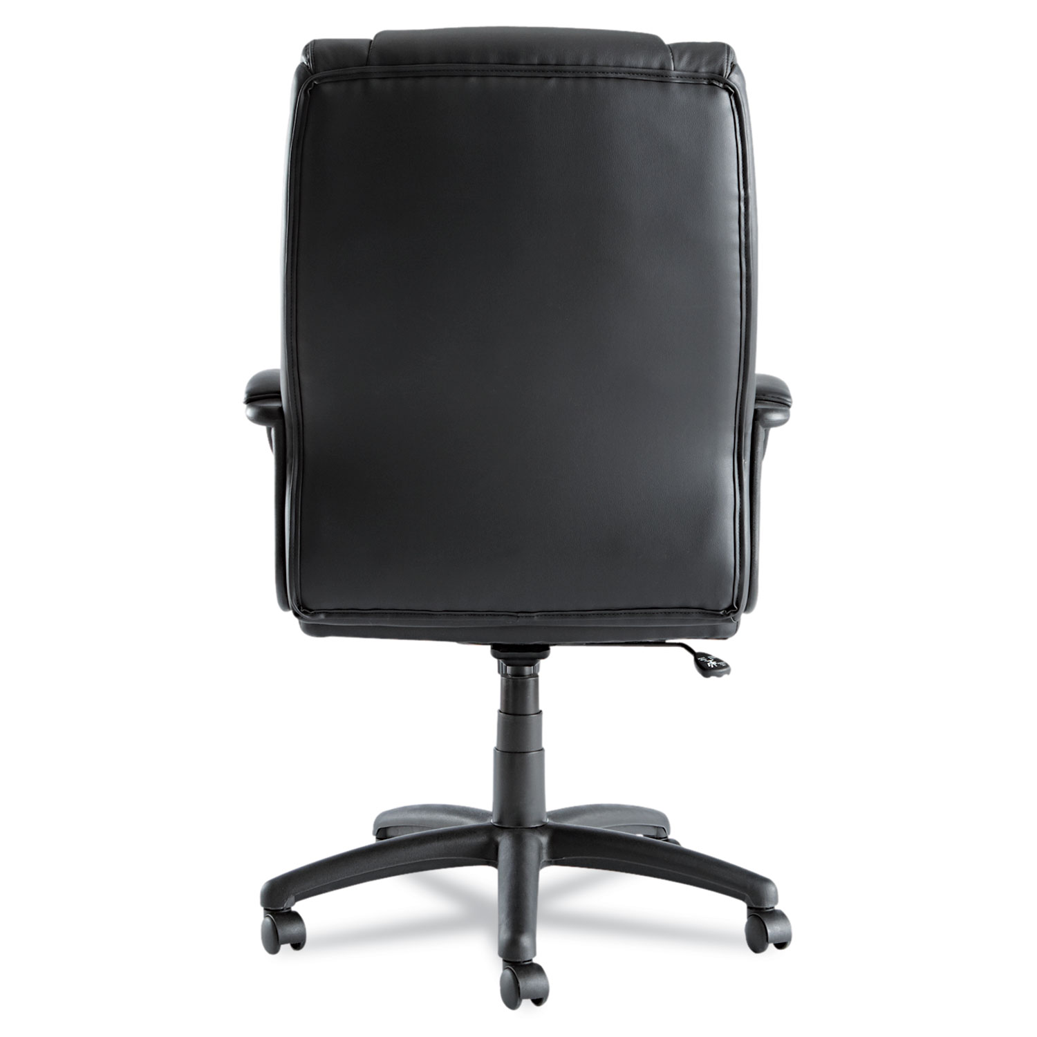 Alera Fraze Series High-Back Swivel/Tilt Chair Black Leather  sc 1 st  OnTimeSupplies.com & Alera Fraze Series High-Back Swivel/Tilt Chair by Alera ...