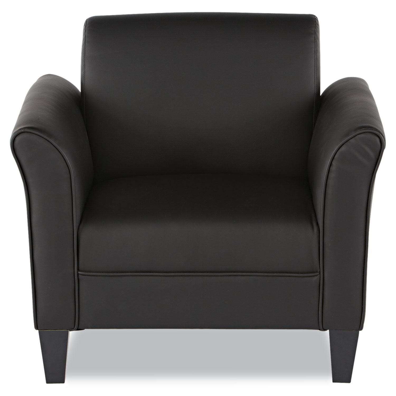 Alerl23ls10b Alera 174 Reception Lounge Series Club Chair Zuma