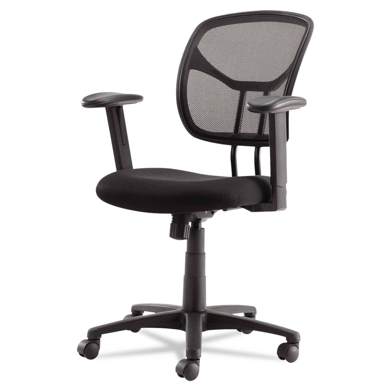 Swivel Tilt Mesh Task Chair By Oif Oifmt4818
