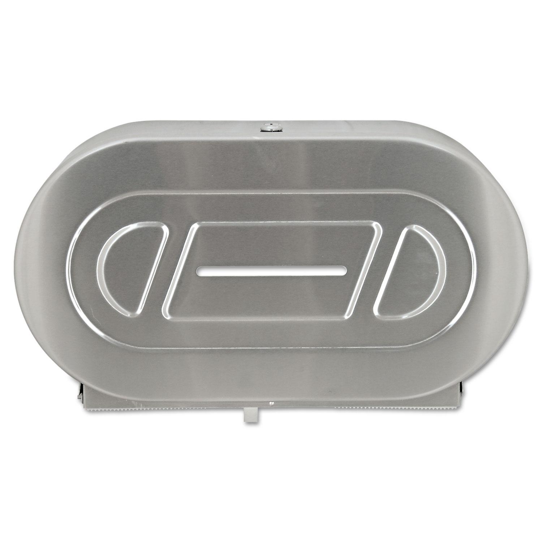Bob2892 Bobrick Toilet Tissue 2 Roll Dispenser Zuma