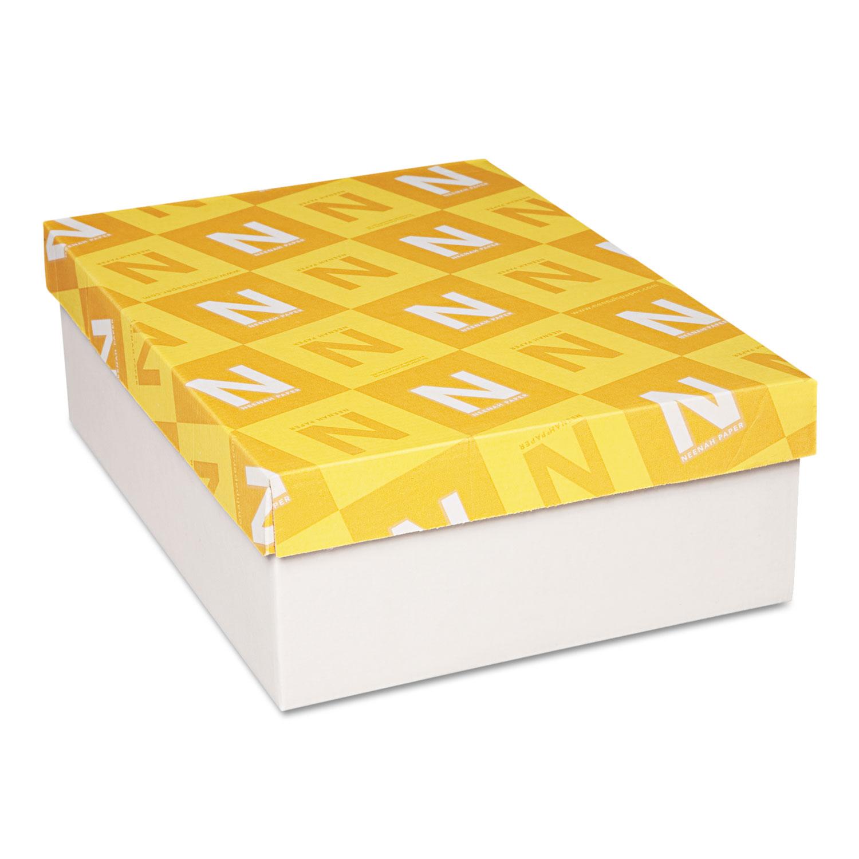 CLASSIC CREST #10 Envelope, Commercial Flap, Gummed Closure, 4.13 x 9.5, Avon Brilliant White, 500/Box