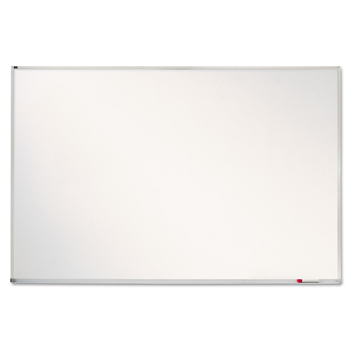 Porcelain Magnetic Whiteboard by Quartet® QRTPPA406 - OnTimeSupplies.com