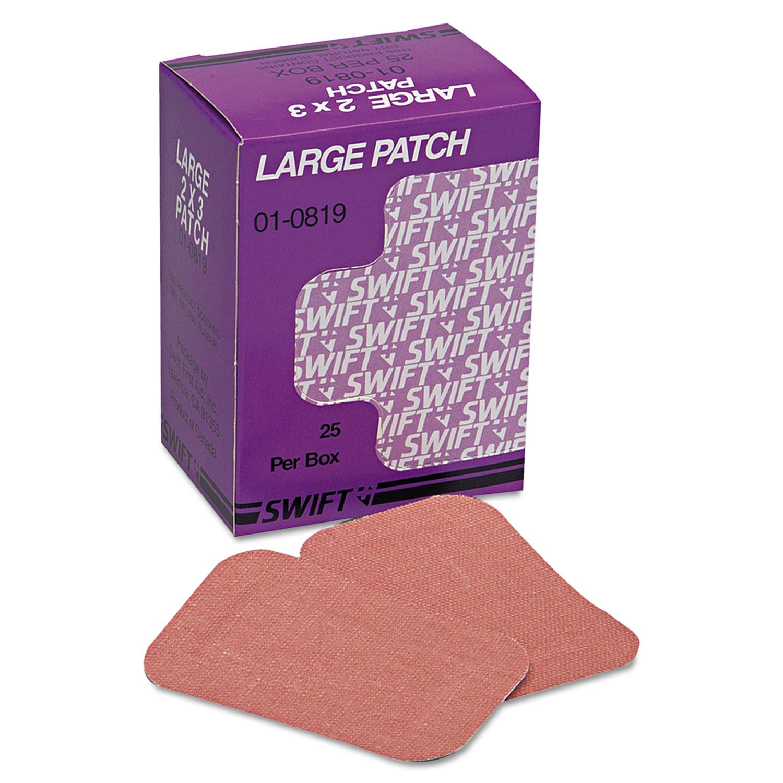Heavy Woven Adhesive Bandages, 2 x 3