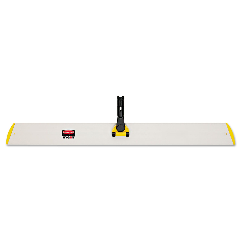 """Rubbermaid Hygen 36/"""" Microfiber Fringed Dust Mop Q438 6//case"""