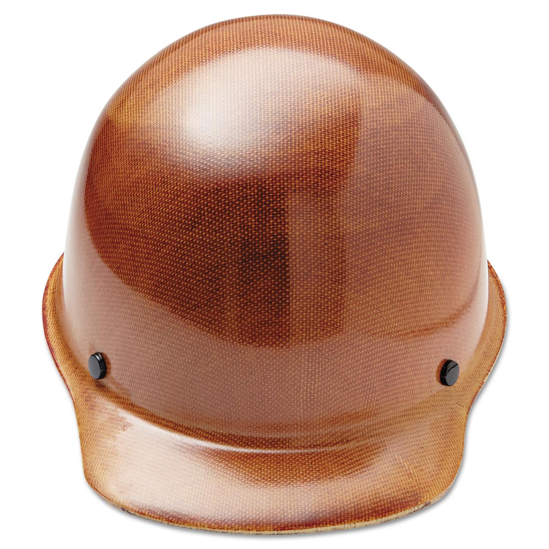 Skullgard Protective Hard Hats, Ratchet Suspension, Size 6 1/2 - 8, Natural  Tan