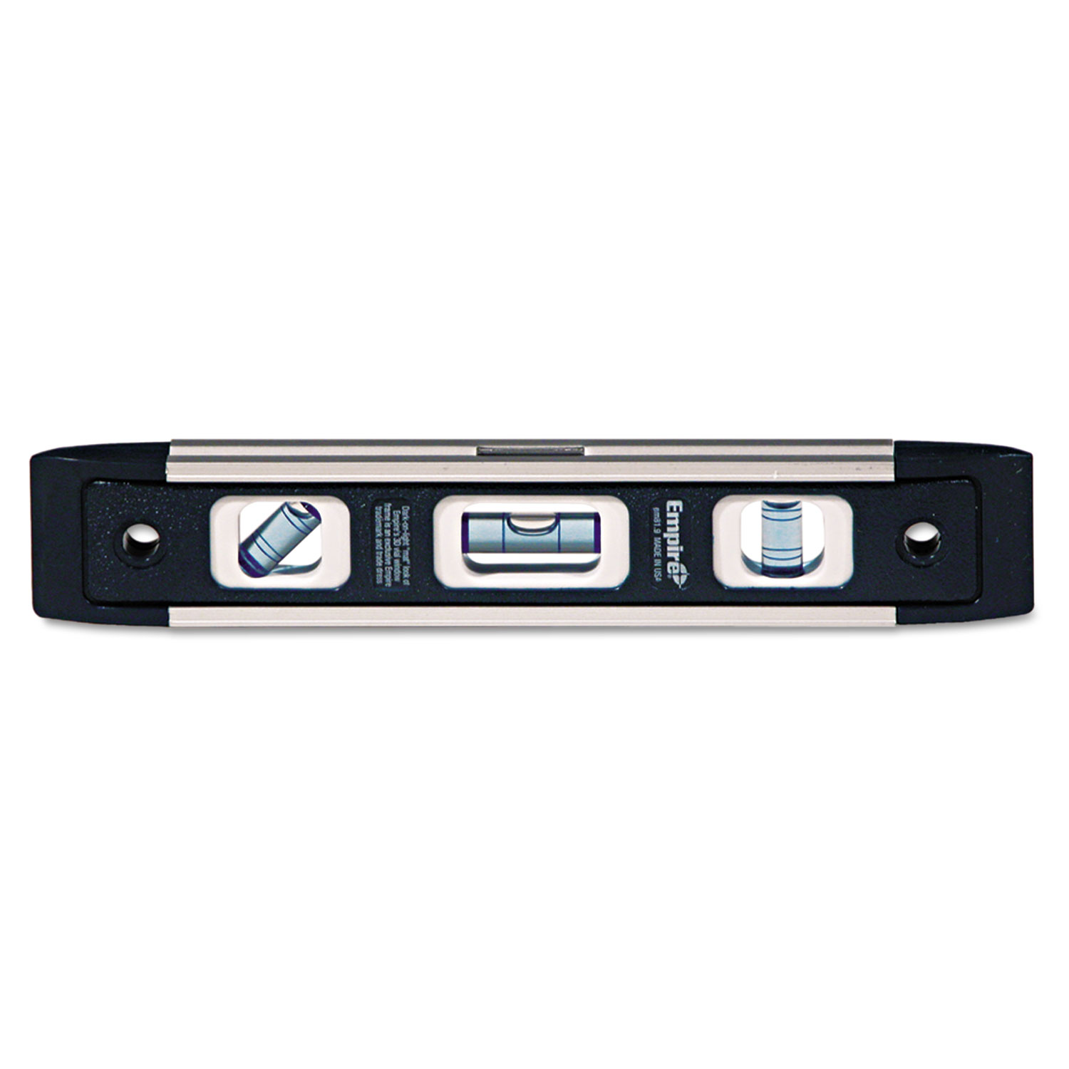 em81 Series True Blue Torpedo Level, 9