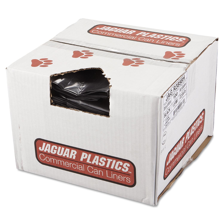 Ct Jaguar Dealers: JAGR3858H Jaguar Plastics® Repro Low-Density Can Liners