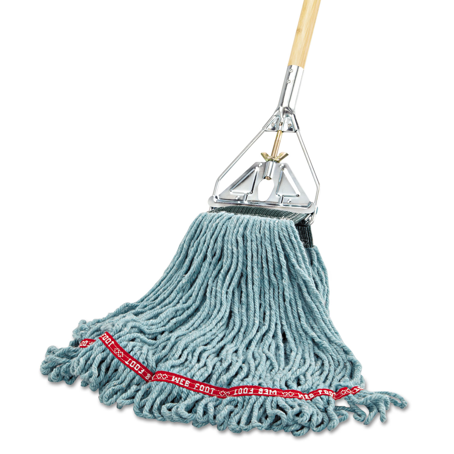 Web Foot Wet Mop Head By Rubbermaid 174 Commercial Rcpa252gre