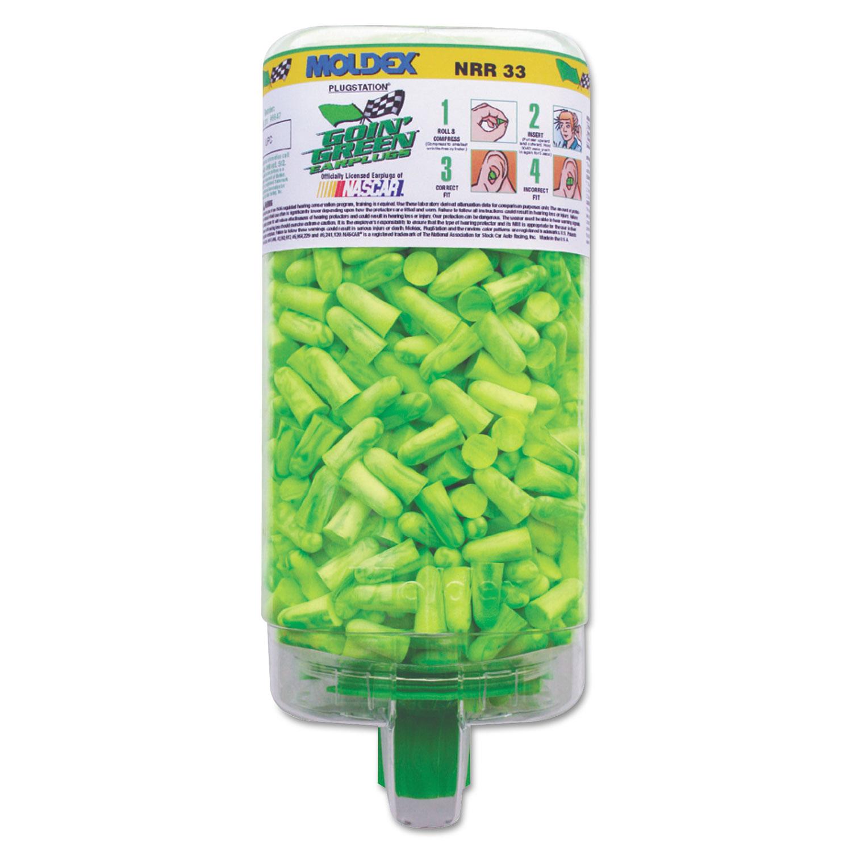 Goin Green PlugStation Earplug Dispenser, With Mounting Bracket