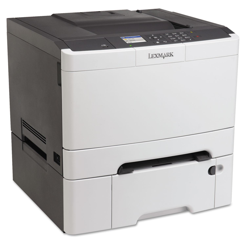 CS410dtn Color Laser Printer by Lexmark™ LEX28D0100 ...