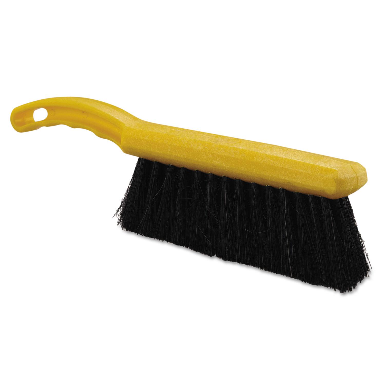 Tampico-Fill Countertop Brush, Plastic, 12 1/2