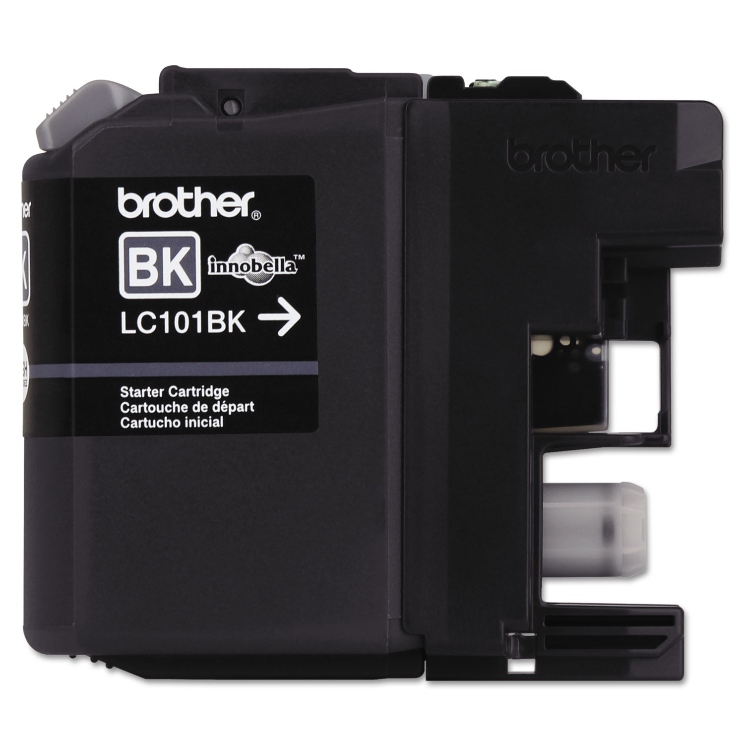 LC101BK Innobella Ink, 300 Page-Yield, Black