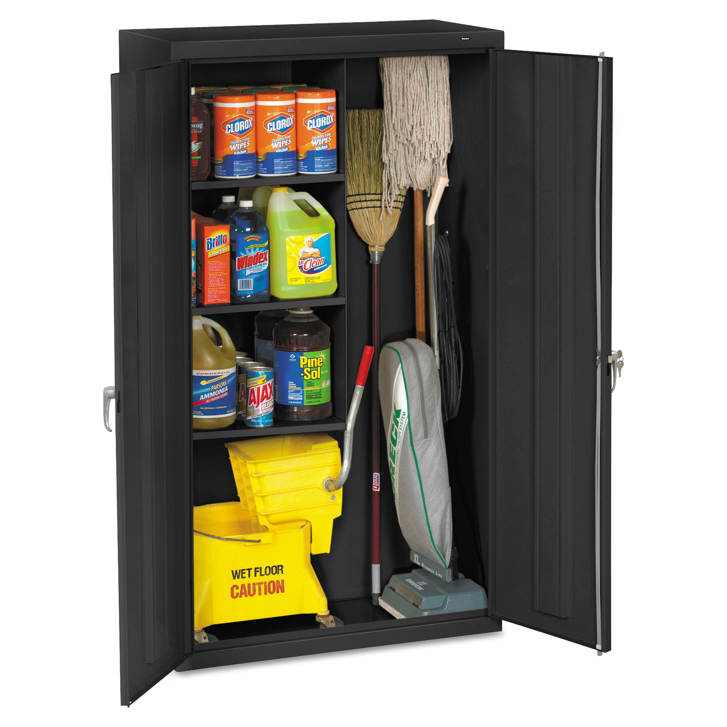 files classic storage lateral laminate janitorial cabinet filing