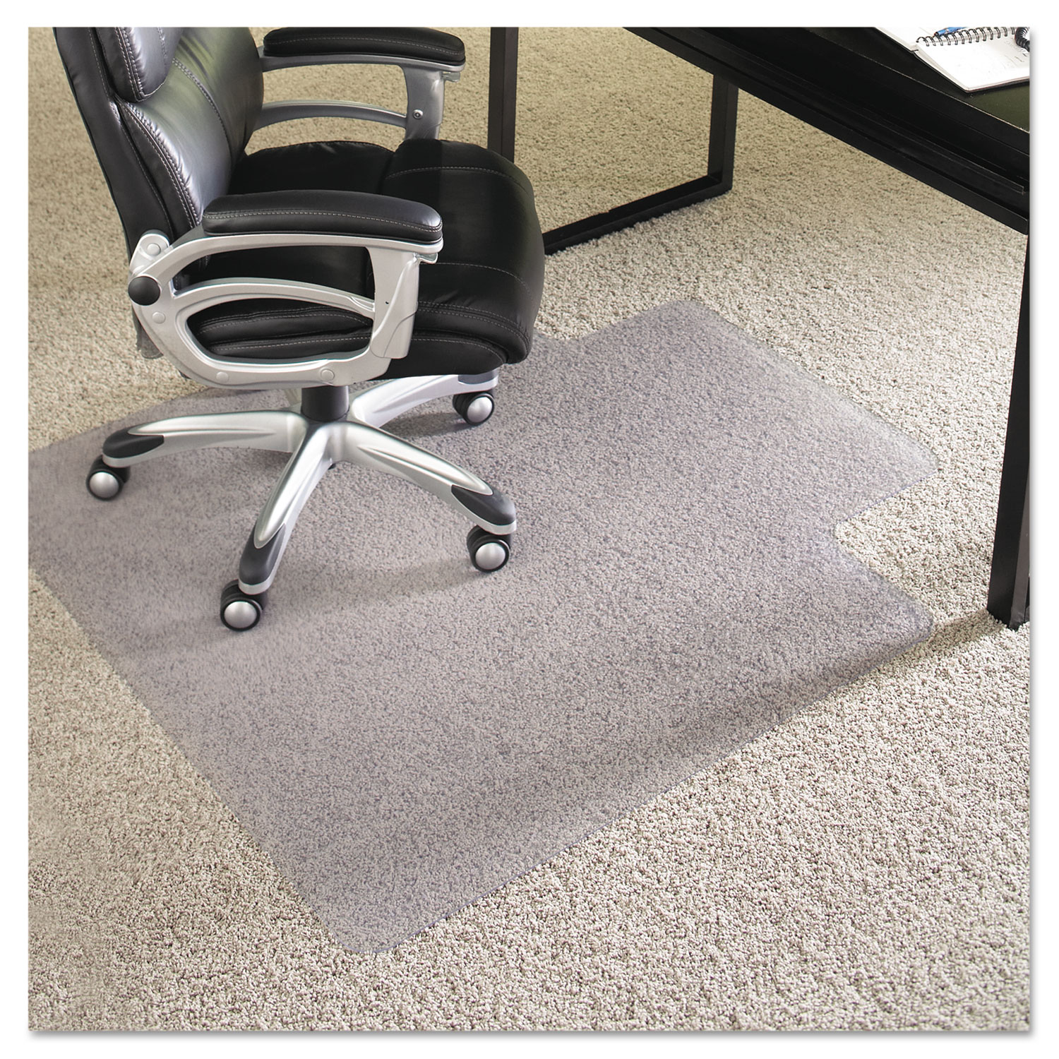 ES Robbins® EverLife® Intensive Use Chair Mat for High to Extra-High Pile Carpet & Look at EverLife® Intensive Use Chair Mat for High to Extra-High ...