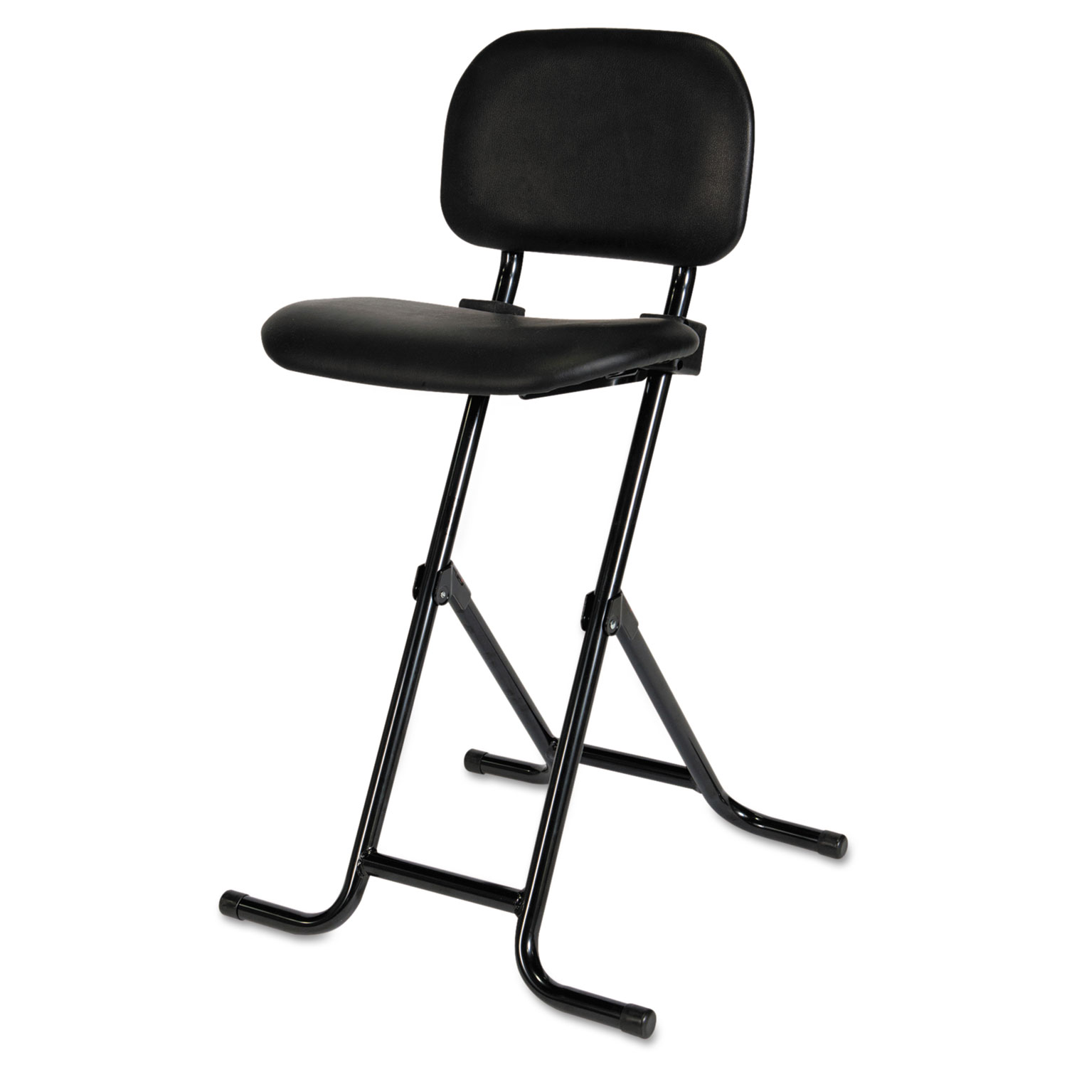 Sensational Alera Il Series Height Adjustable Folding Stool 27 5 Seat Cjindustries Chair Design For Home Cjindustriesco