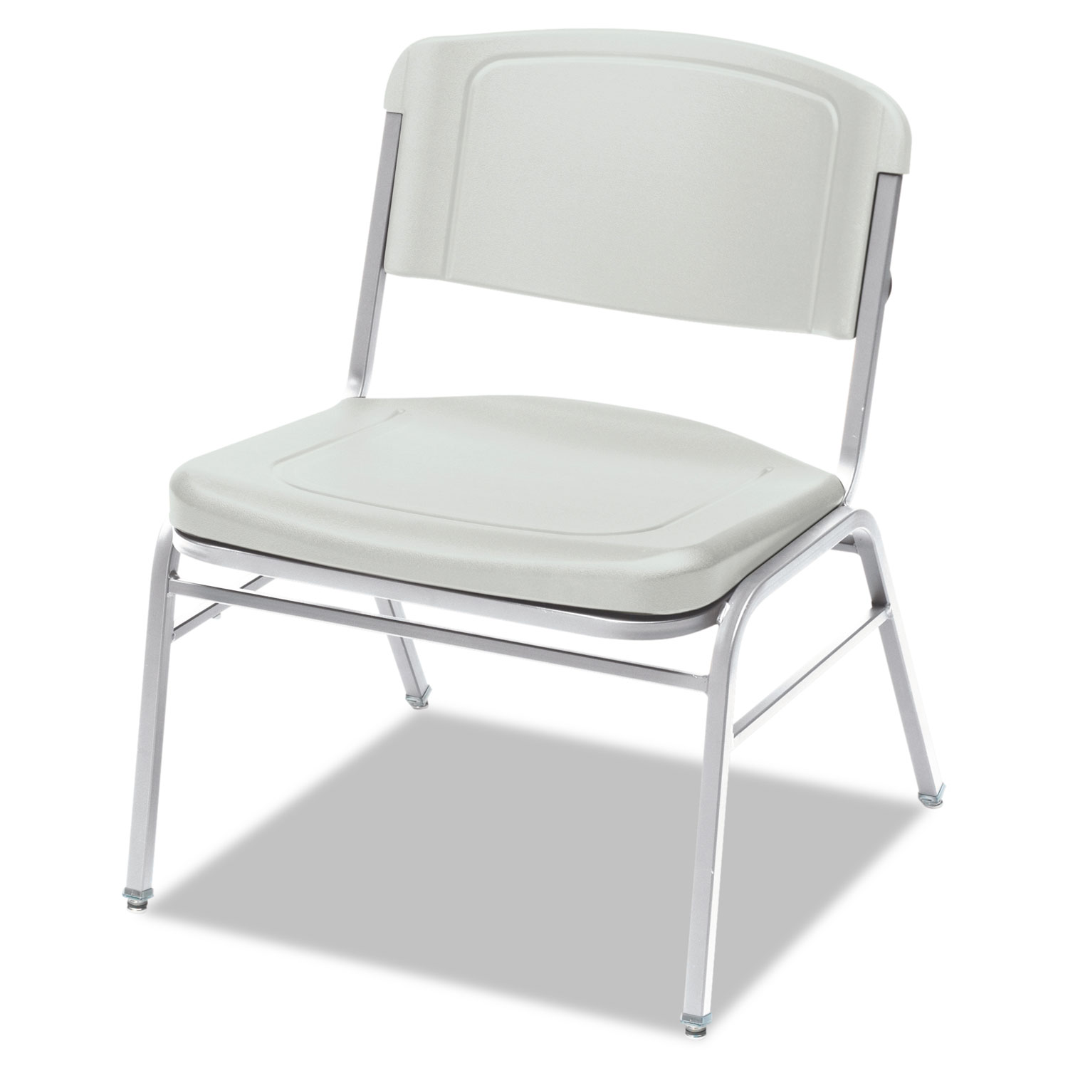Rough n ready series big tall stackable chair by iceberg for Rough and ready furniture
