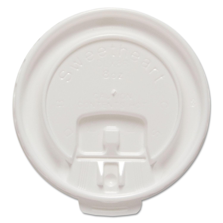 Liftback Amp Lock Tab Cup Lids For Foam Cups Fits 8 Oz