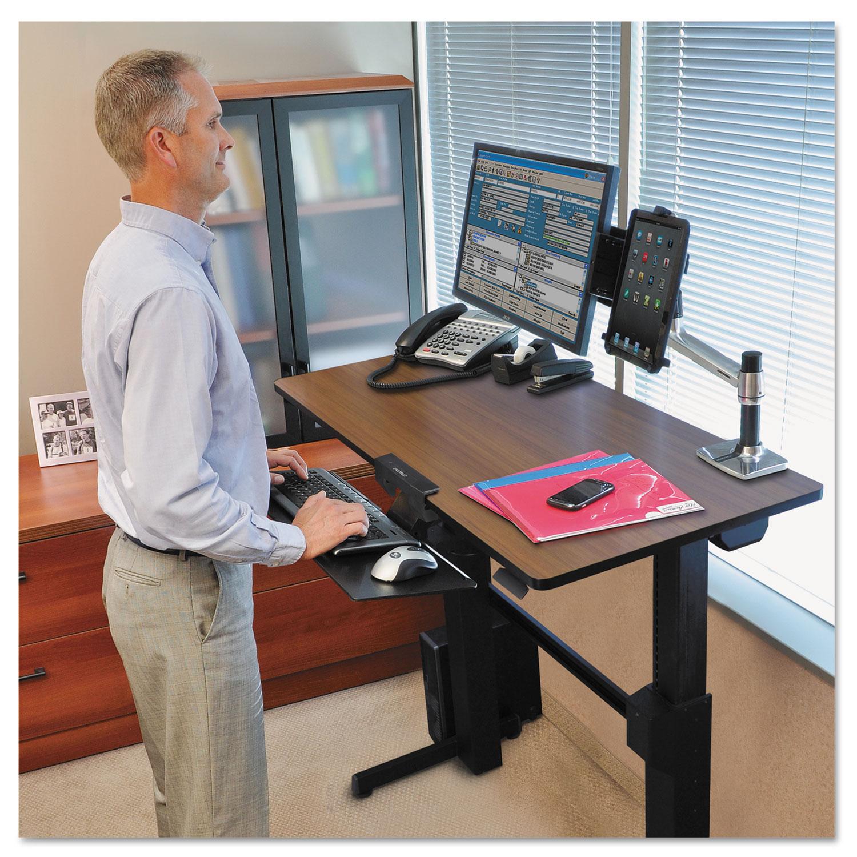 Workfit D Sit Stand Workstation By Ergotron Erg24271927