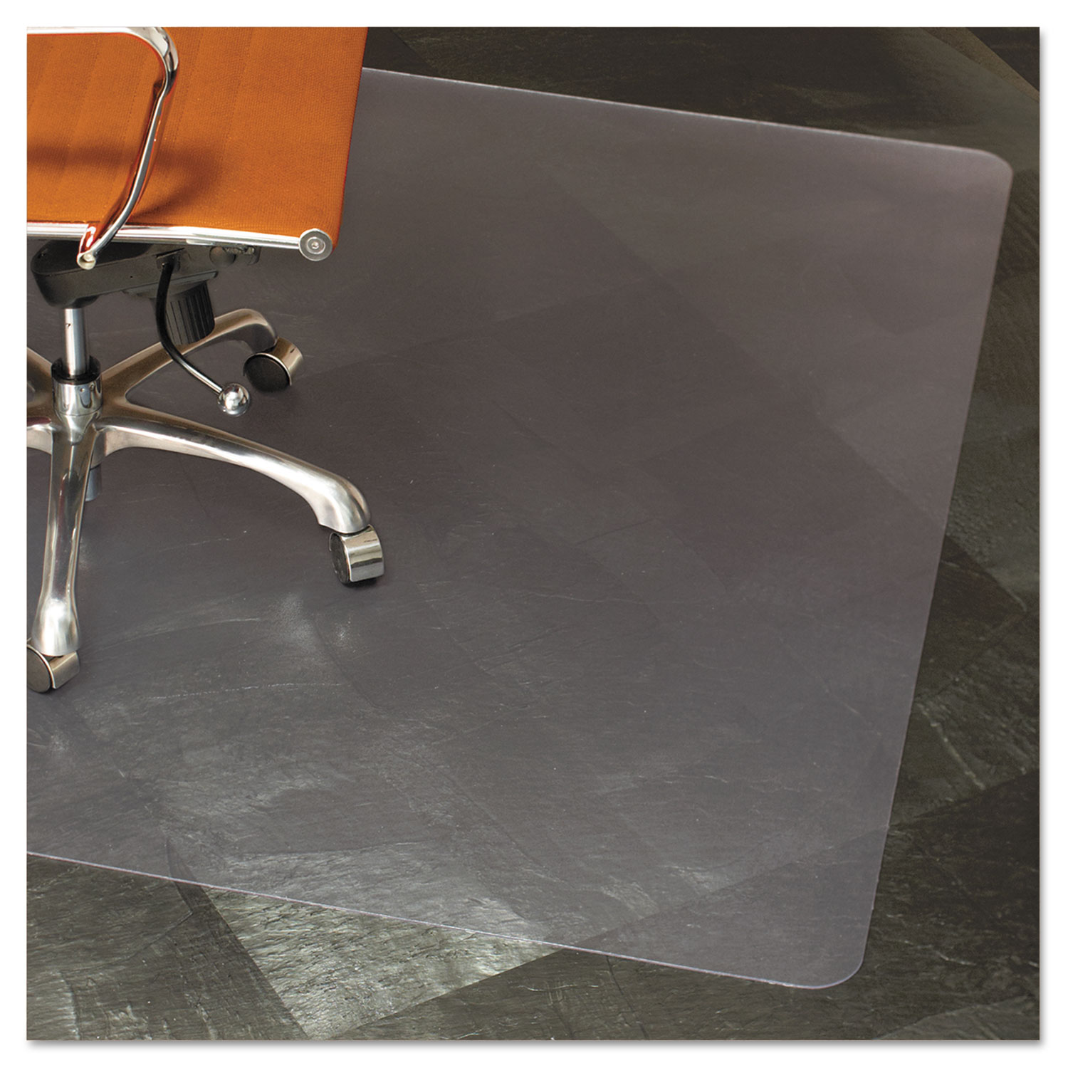 natural origins chair mat for hard floors by es robbinsa esr143007